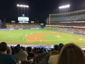Oakland A's VS Los Angeles Dodgers, April 11th 2018