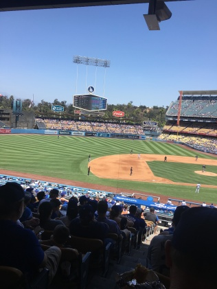 Atlanta Braves VS Los Angeles Dodgers, June 10th 2018