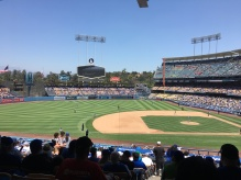 Chicago Cubs VS Los Angeles Dodgers, June 28th 2018