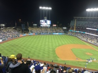 San Francisco Giants VS Los Angeles Dodgers, September 2nd 2015