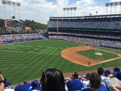 Opening Day Arizona Diamondbacks VS Los Angeles Dodgers April 12th 2016