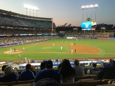 New York Mets VS Los Angeles Dodgers May 9th 2016
