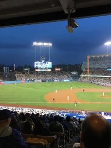San Diego Padres VS Los Angeles Dodgers April 4th 2017