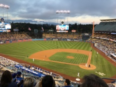 Arizona Diamondbacks VS Los Angeles Dodgers April 17th 2017