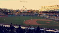 San Francisco Giants VS Los Angeles Dodgers May 2nd, 2017