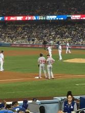 Washington Nationals VS Los Angeles Dodgers June 6th 2017
