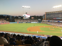 New York Mets VS Los Angeles Dodgers June 20th 2017