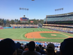 San Francisco Giants VS Los Angeles Dodgers July 29th 2017