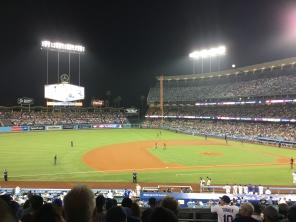 Arizona Diamondbacks VS Los Angeles Dodgers September 6th 2017