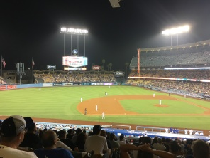 St. Louis Cardinals VS Los Angeles Dodgers, August 21st 2018
