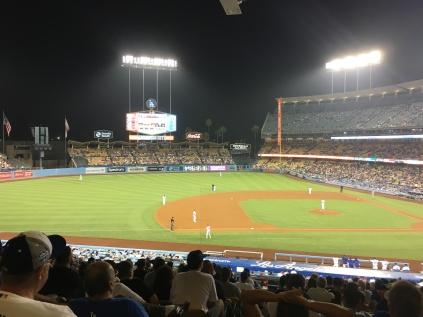 St. Louis Cardinals VS Los Angeles Dodgers, August 21st 2018
