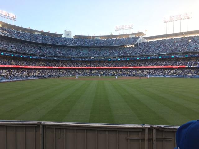 DodgersVSPadres