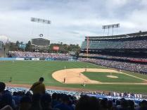 Colorado Rockies VS Los Angeles Dodgers, October 1st 2018