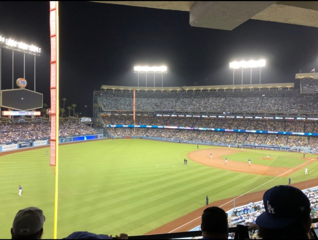 DodgersVSRockies2019